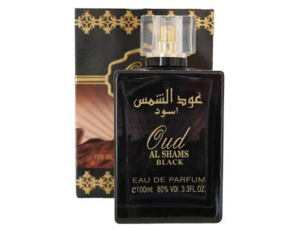 Oud Al Shams Black 100 ml - Abeer
