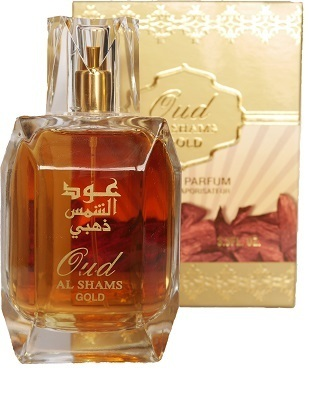 Oud Al Shams Gold 100ml - Abeer
