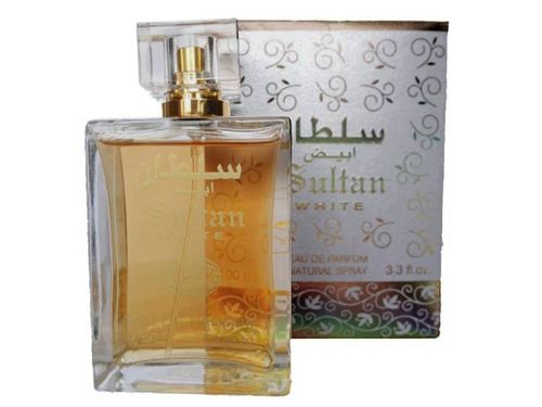 Sultan White 100ml - Abeer