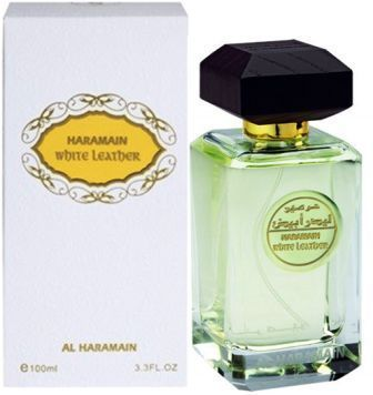 white leather - Al Haramain