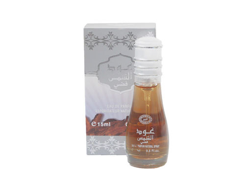 Oud Al Shams Silver 15ml - Abeer