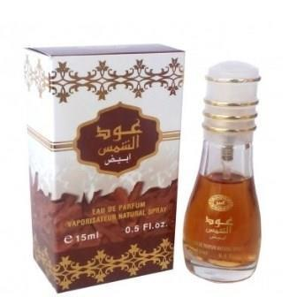 Oud Al Shams White 15ml - Abeer