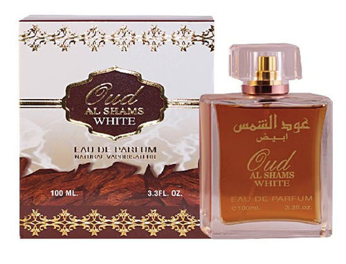 Oud Al Shams White 100ml - Abeer