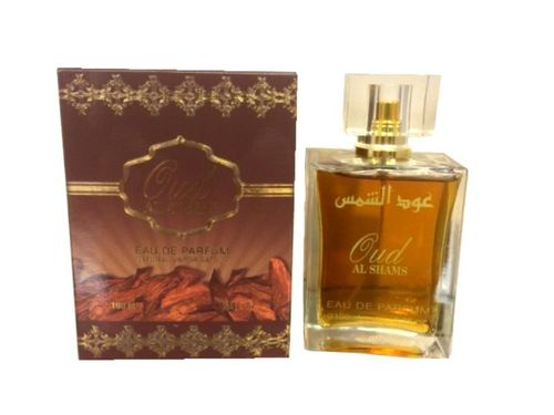 Oud Al Shams  100ml - Abeer